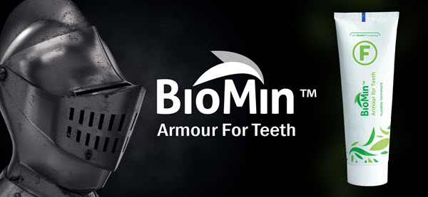 How BioMinF toothpaste restores tooth mineral